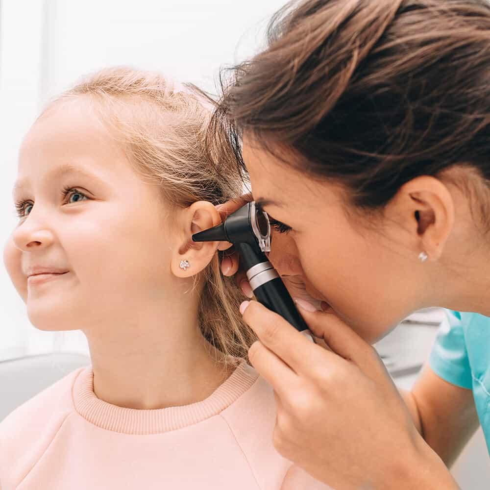 pediatric hearing evaluation